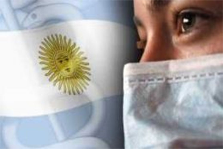 In Argentina, Covid-19 numbers rise to over 15 thousand cases