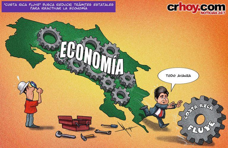 Costa Rica flows