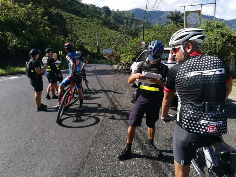 Despite call not to, cyclists disrespected the minister and took to the streets in groups