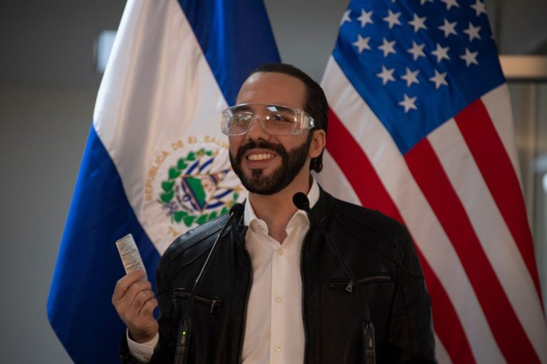 El Salvador to give immunity passport to those who recovered from COVID-19