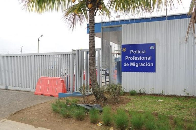 Immigration holding center under 'strict isolation' for 14 positive cases of covid-19