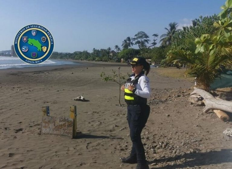 Four men charged with being on the beach despite restrictions