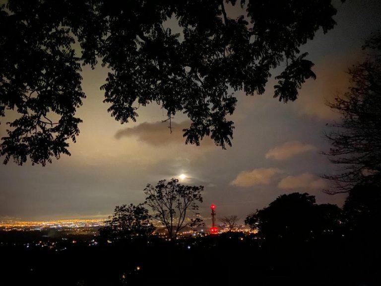 Altos de Atenas at Sunset