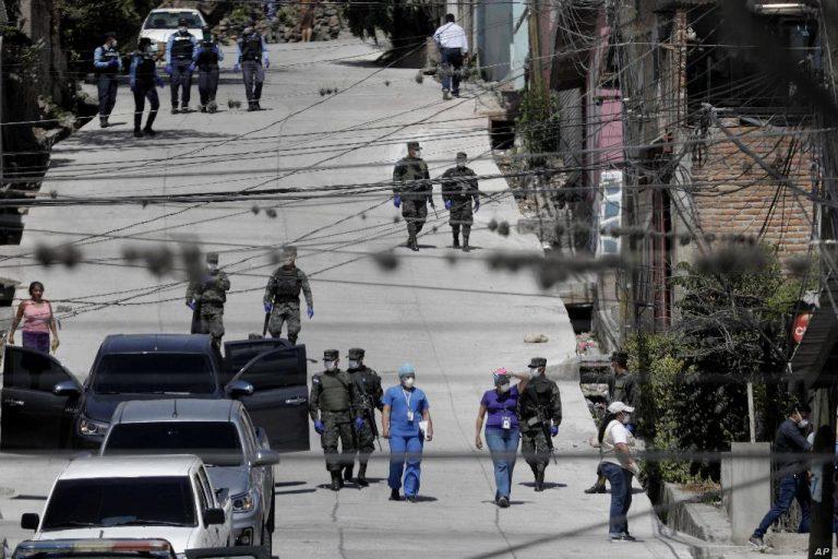 UN: Violence, COVID-19 Create Displacement Crisis in Central America