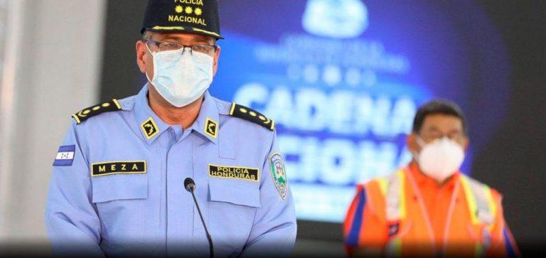Honduran curfew extended until May 17