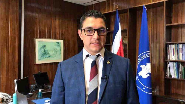 "Minister Daniel Salas prescribed Nayib Bukele ""ubicatex"""
