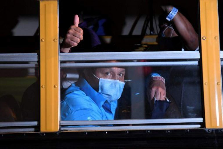 Central American migrants: The tragedy in the midst of the pandemic