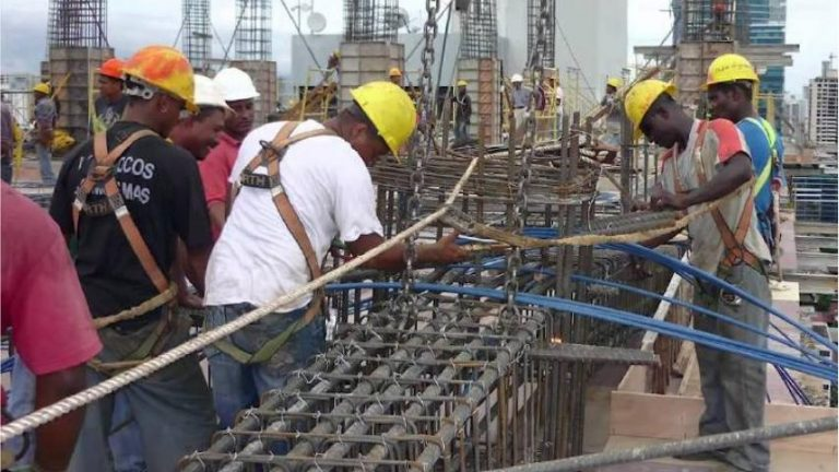 Panama construction continues on hold