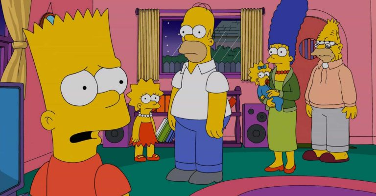 Want to know the future? Ask The Simpsons