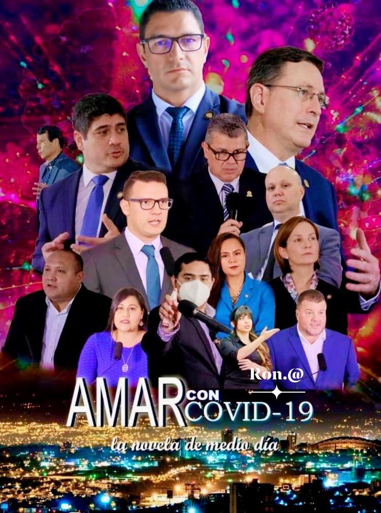 """Amar con Covid-19 "", The PAC Novela"