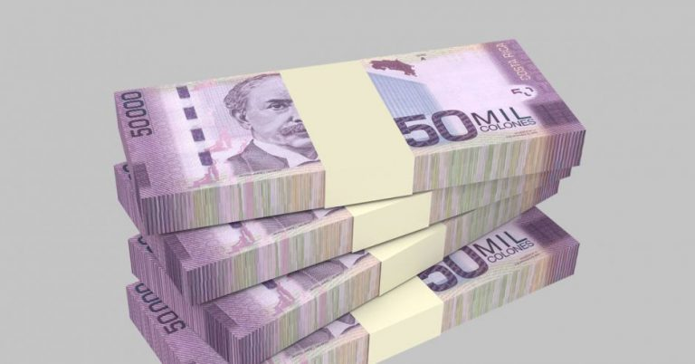 Prepare to stop using ¢50,000 bills