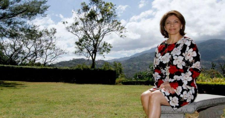 "Laura Chinchilla: ""Eden Pastora was a mercenary who betrayed the coat we gave him"""