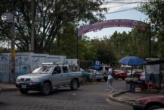 Nicaragua's Independent Medical Associations in the Line of Fire