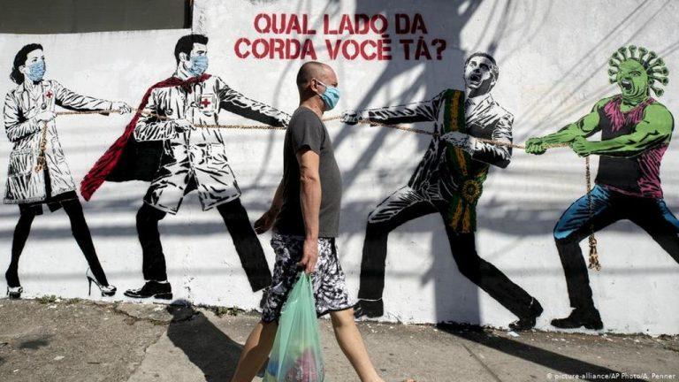 Brazil coronavirus infections surpass 1 million; no end in sight