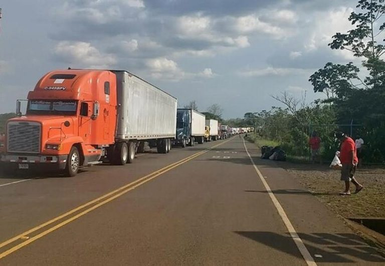 Foreign truckers will not be tested for covid-19 upon entering the country