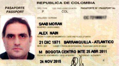 Nicolas Maduro's main front man, Alex Saab, is arrested in Africa