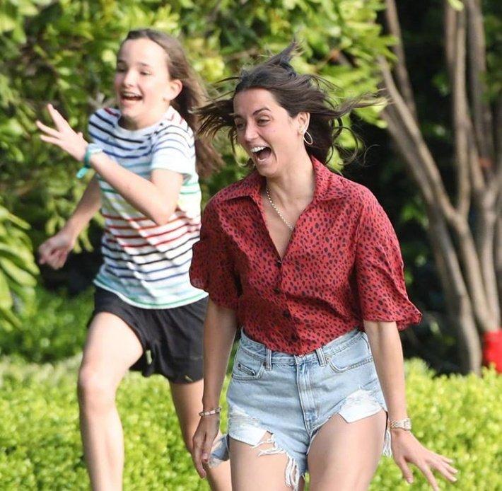 Ben Affleck's Kids Pull the Ultimate Prank