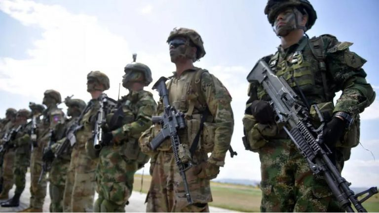 Controversy in Colombia over the arrival of the US military