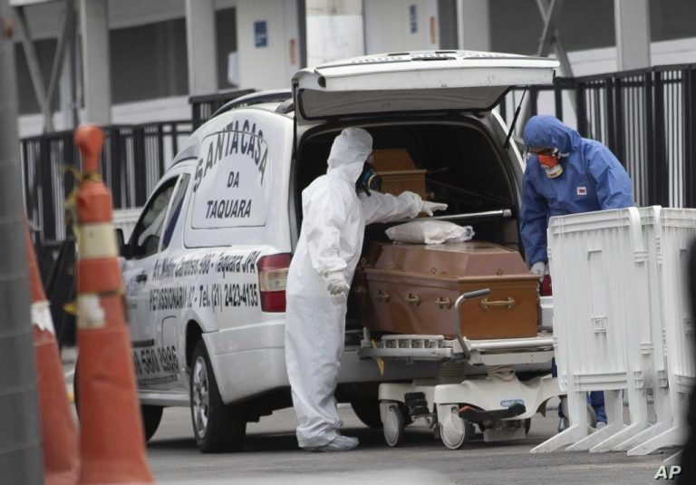 Latin America Fatalities on the Rise as Global COVID-19 Death Toll Nears 400,000