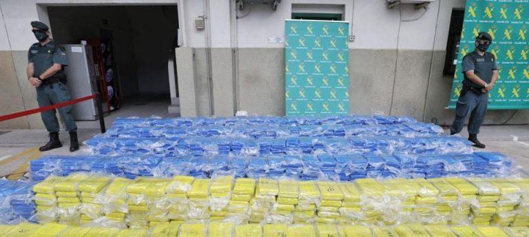 Part of mega drug shipment seized in Spain left Costa Rica