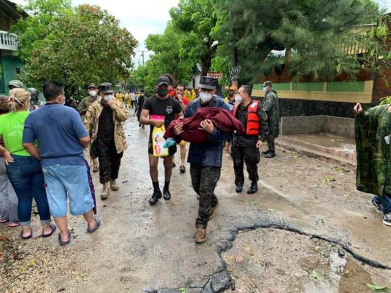 Tropical Storm Amanda: At least 14 dead in El Salvador