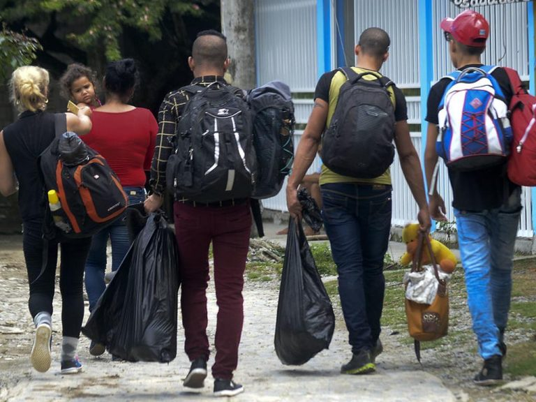 One Cuban Family's Long And Risky Journey To A New Life In The U.S.
