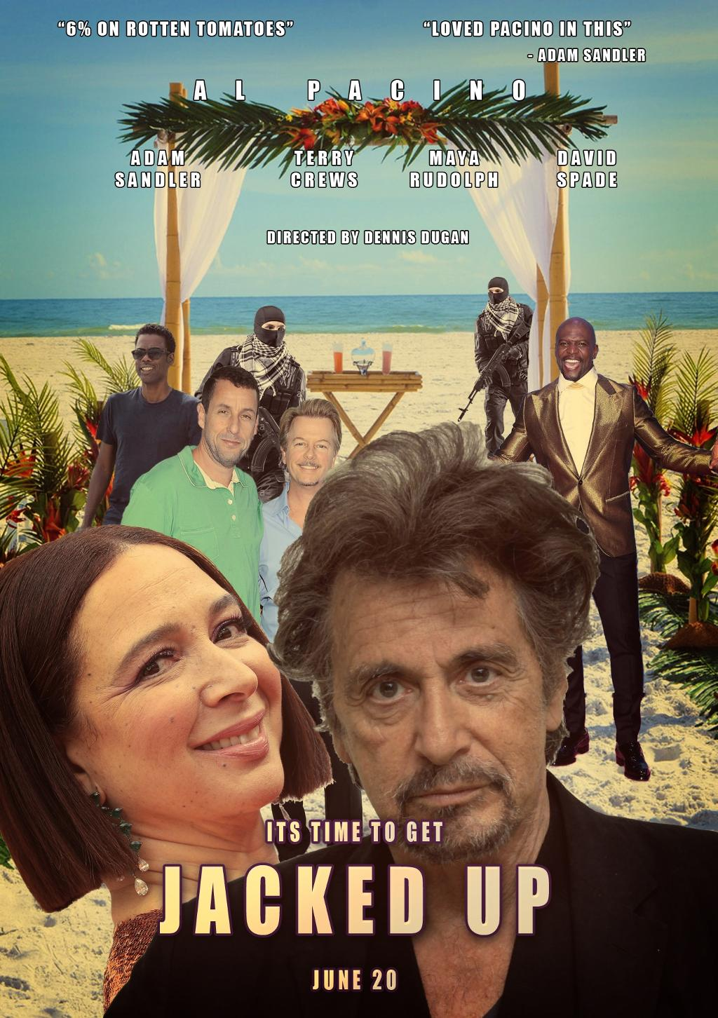 Costa Rica Setting For Fake Adam Sandler Movie Taking The Internet By Storm Q Costa Rica