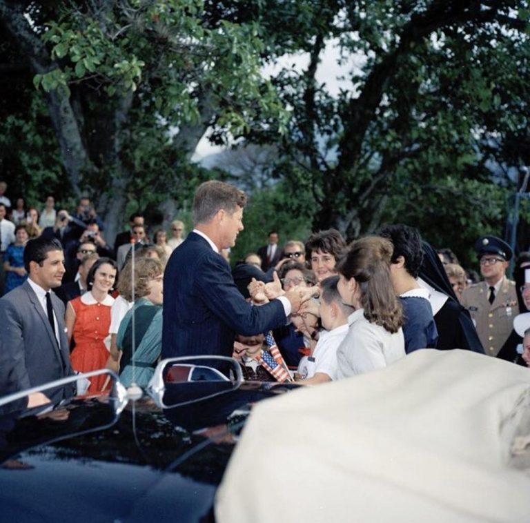Photos of Costa Rica: JFK In Costa Rica 1963