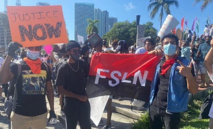 """Sandinistas Kill Protesters in Nicaragua and Now """"Protest"""" in United States"""