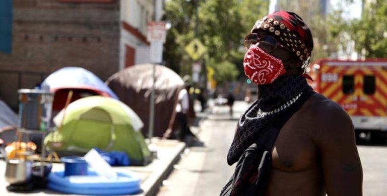Los Angeles, El Salvador are mirror images of poverty