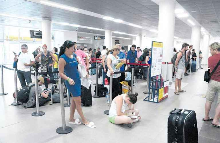 """""""Reopening of airports not just around the corner,"""" Minister of Health"""