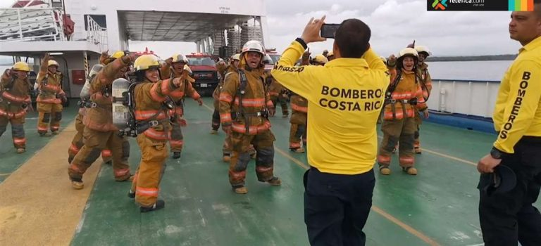 Behind the scenes of the Bomberos Challenge