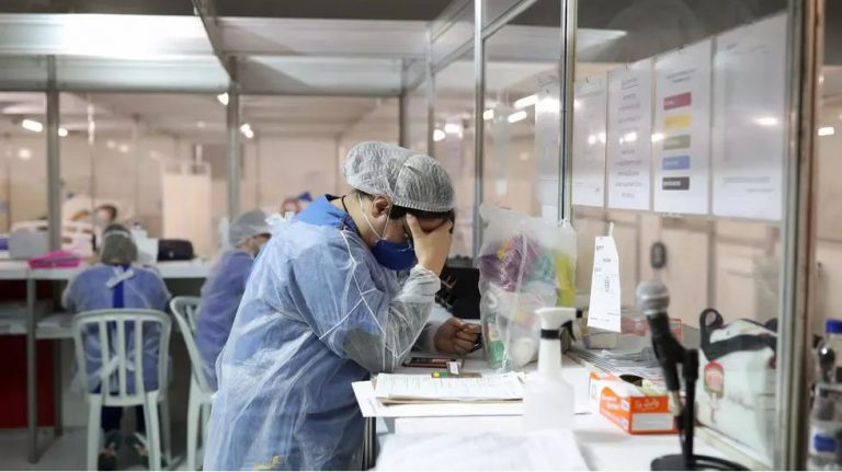 WHO warns Latin American hospitals risk being overwhelmed by Covid-19 crisis
