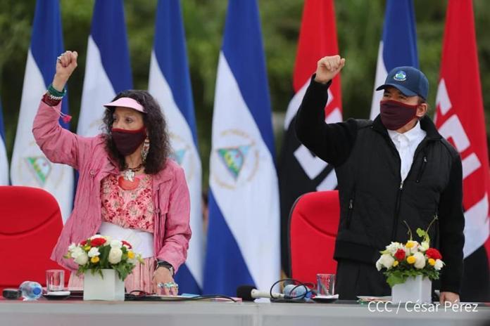 """Ortega Murillo forutne """"injured"""" after devastating blows by US sanctions"""