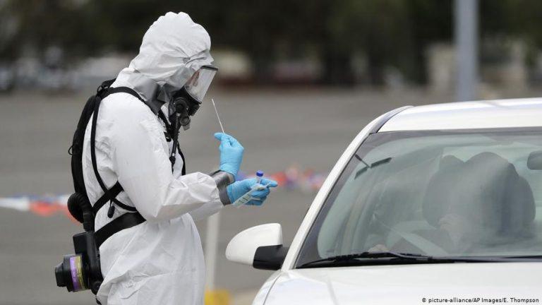 Coronavirus: US facing 'big problem' as COVID-19 cases surge