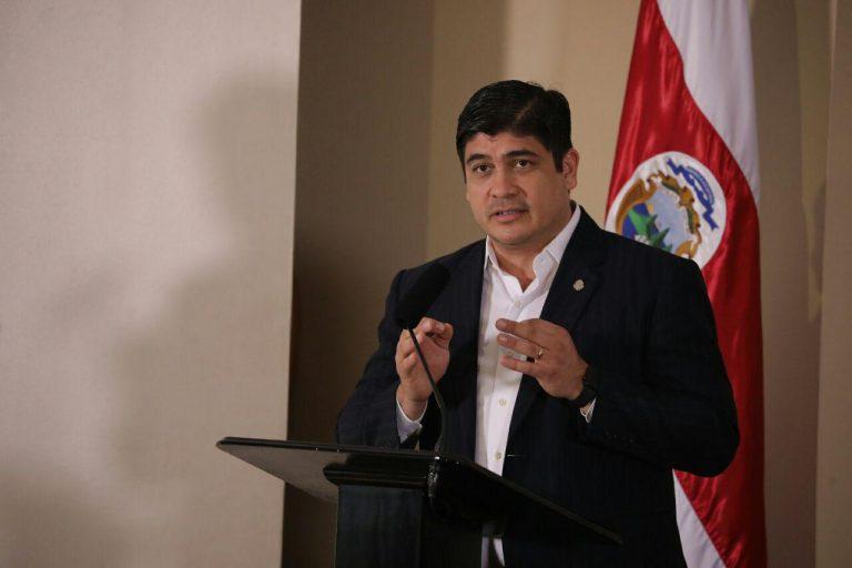 """""""Hammer"""" time, Costa Rica's GAM under 'orange' alert"""