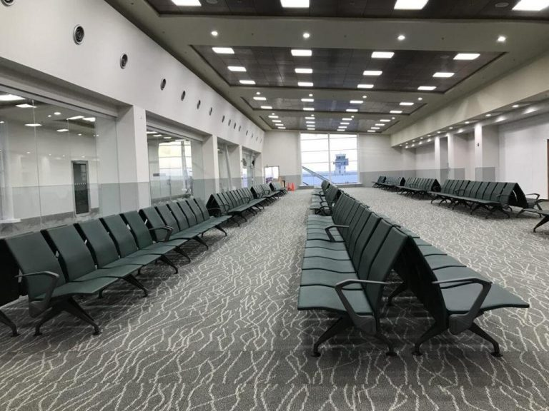 Liberia airport will operate with no flights