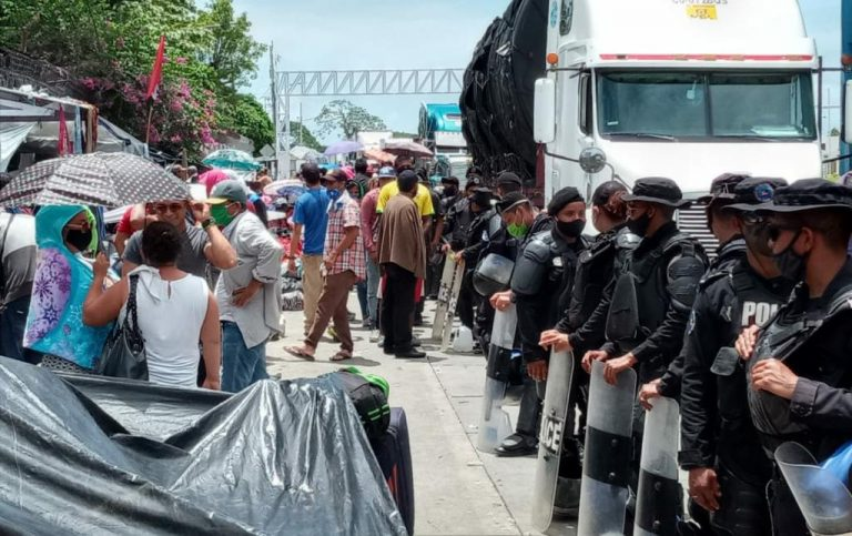 What will happen to the Nicaraguans rejected by their country?