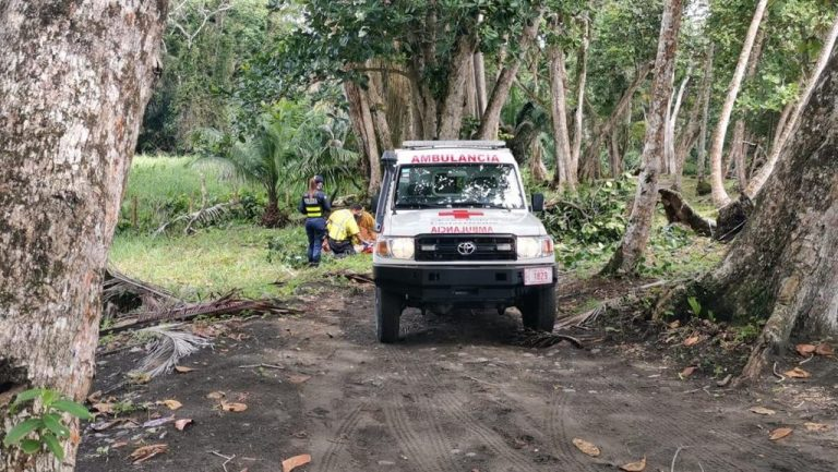 Italian woman dies touching electrical cable in Puerto Viejo