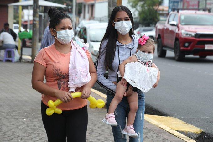 """Alajuelita: Life on """"Orange Alert"""""""
