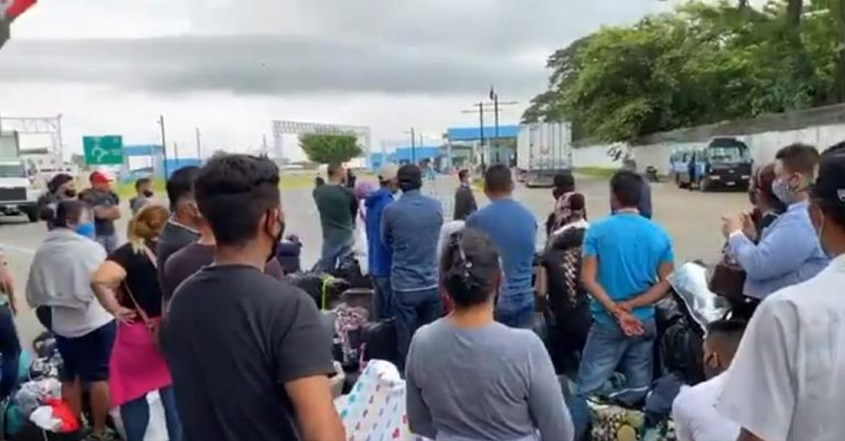 Once Again, Nicaraguans Need To Beg Their Government To Be Allowed Back In