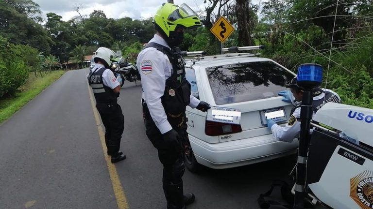 Cosevi suspends return of seized plates and vehicles