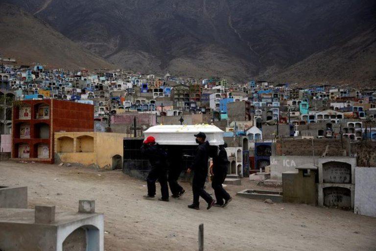 Peru exceeded 10,000 deaths from coronavirus