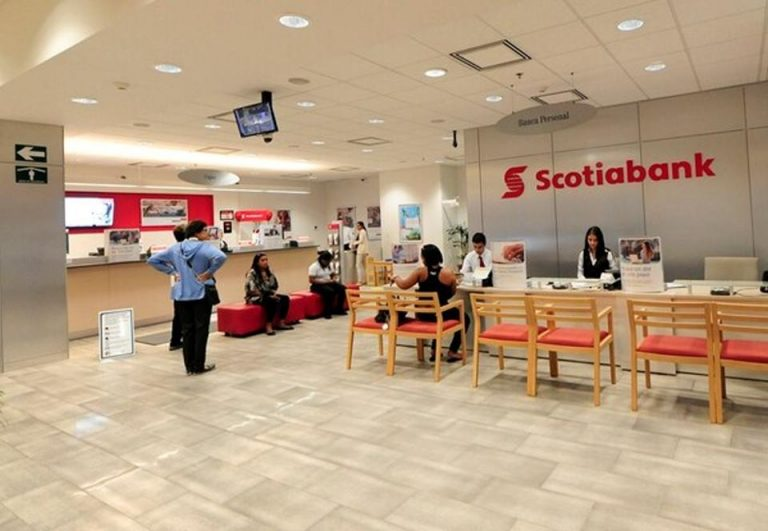 Banco Scotiabank to cancel credit cards of 20,000 clients to meet interest rate cap