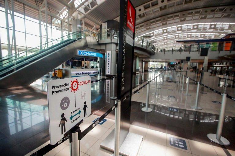 (Video) COVID-19 Protocols at Juan Santamaría International Airport (SJO).