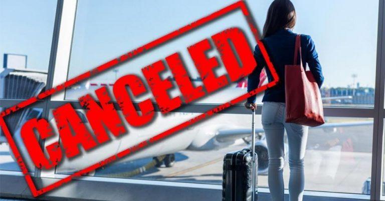 Panama suspension of international flights continues