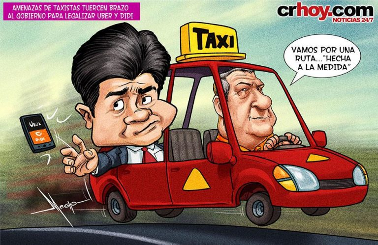 Government yields to pressure from taxi drivers