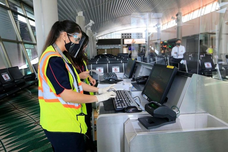 MEIC validated foreign travel insurance for first reopening flight passengers