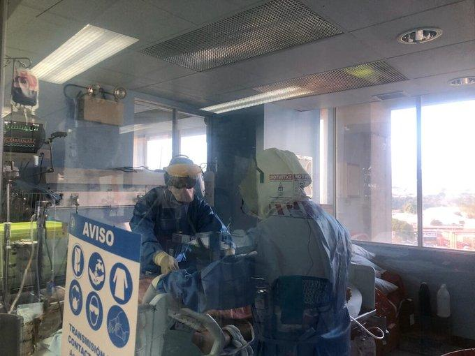 COVID-19 Costa Rica: 586 new cases and 9 deaths in 24 hours;CCSS expands Intensive Care capacity in hospitals