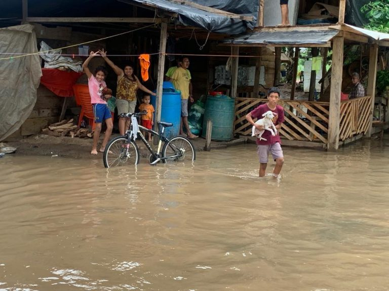 25 people are still in shelters due to the heavy rains